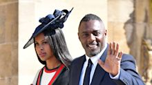 Idris Elba DJed Meghan Markle and Prince Harry's Wedding