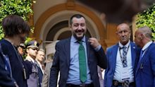 Italy's Salvini Pushes Back Against Central Bank