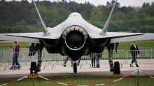 Bipartisan U.S. senators pen support for funding of F-35 jet