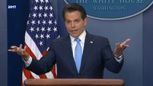 Scaramucci once had some not-so-nice things to say about Trump