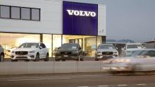 Geely's Volvo Cars gives notice to 1,300 white-collar staff in Sweden