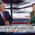 Former DOJ prosecutor weighs in on Felicity Huffman's 14-day prison sentence