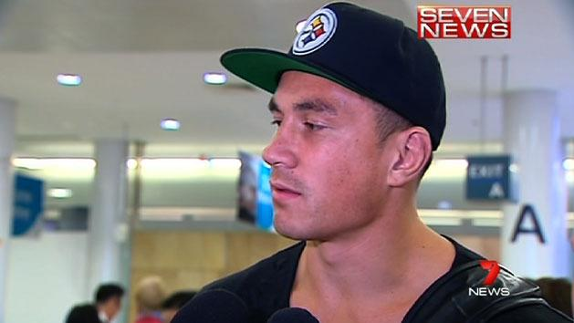 Sonny Bill Williams fight in doubt