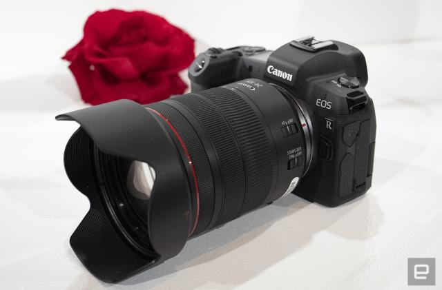 Everything you need to know about Canon's EOS R mirrorless camera