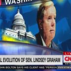 Tapper Rips Into Lindsey Graham: Impeachment Stance Is 'Confusing'