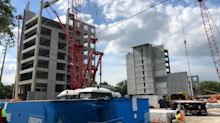Construction update: Step inside this $75.6M+ luxe apartment complex near downtown (PHOTOS)