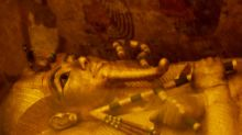 King Tut's bed, chariot to be moved to new Cairo museum