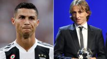'Ridiculous': Ronaldo's agent fumes over Player of the Year snub