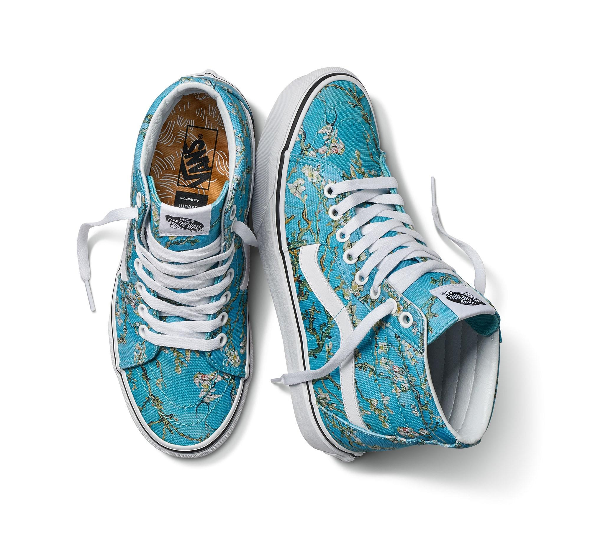 4b0c50434b Every Single Piece in the Vans x Van Gogh Museum Collaboration
