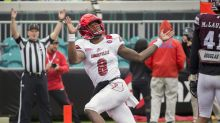 Louisville QB Lamar Jackson declares for 2018 NFL draft