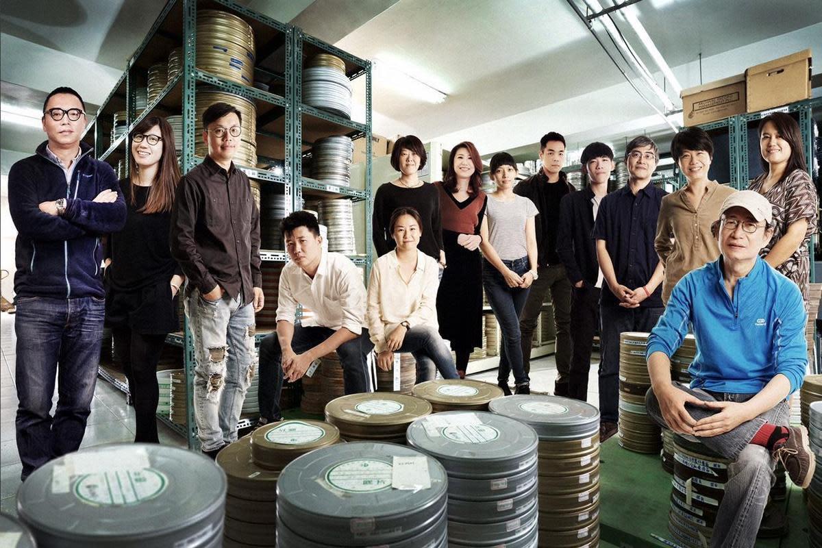 《時光台灣》系列紀錄短片邀請14位導演創作,並穿插國影中心片庫典藏的老影像。 (公視提供)