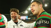 'So nervous': The Russell Crowe meeting that sealed Sam Burgess' fate