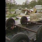 Deadly tornadoes tore through Houston 36 years ago