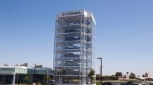 Carvana's stock is up more than 160% this year — its founder remains bullish