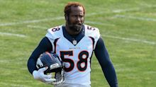 Von Miller: Broncos pass rusher could miss season with ankle injury - reports