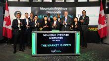 Mountain Province Diamonds Inc. Opens the Market