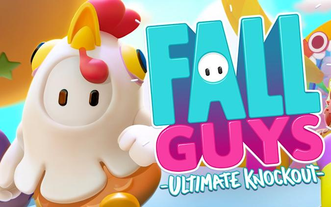 'Fall Guys: Ultimate Knockout'