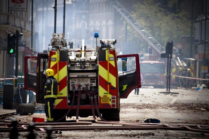 London Fire Brigade adopts Uber model to track and dispatch engines