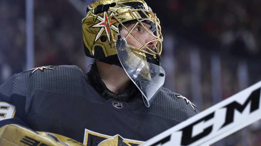 Vegas cashes its chips in, trades Fleury to Chicago