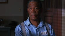 'Shawshank Redemption' at 25: Why Morgan Freeman almost balked at playing 'Irishman' Red
