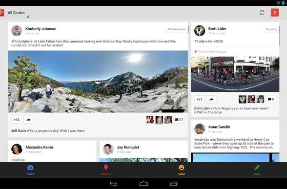 Google+ for Android update brings Drive access, improved location sharing and more, drops messenger