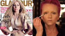Beauty ReCovered - How to Create Lady Gaga's 2013 Nude Makeup Cover Look