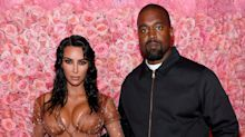 Kanye West reclama de vestido de Kim Kardashian no MET Gala: 'Sexy demais'