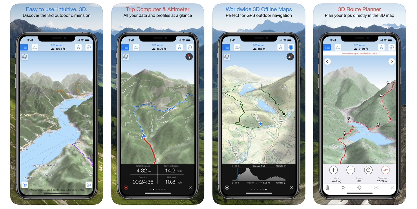 The 7 Best GPS Apps for Tackling the Outdoors Yahoo Maps Route Planner on yahoo maps gps, yahoo maps car, yahoo maps maps,