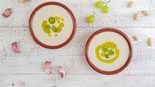 Tres recetas de gazpacho distinto: de poleo, fresones y ajoblanco