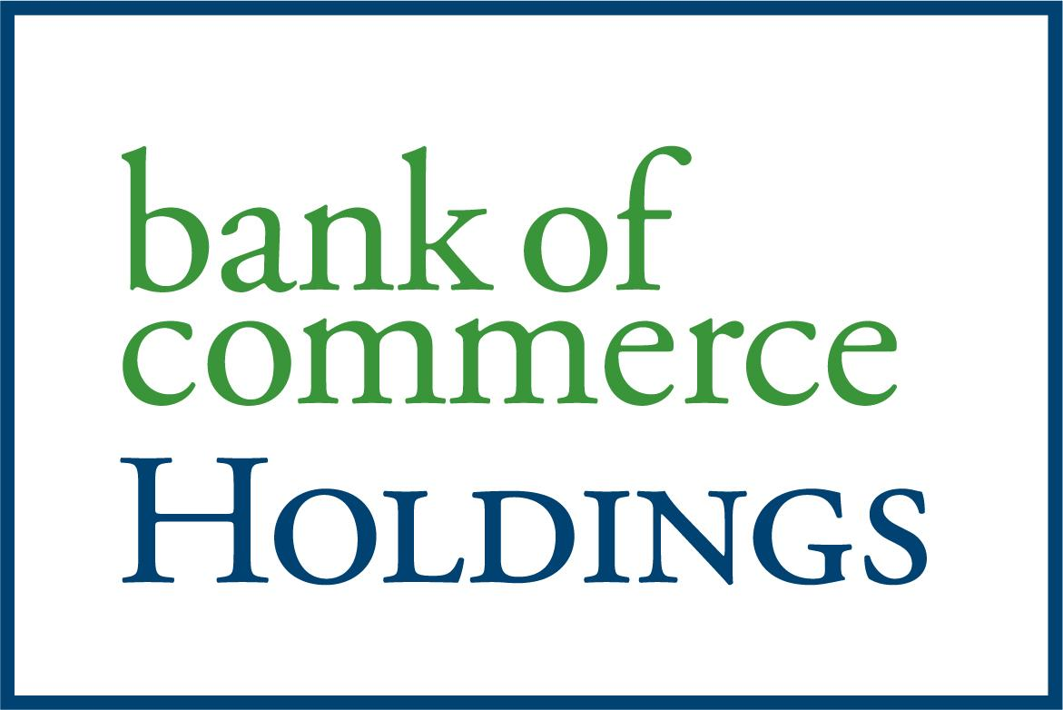 Bank of Commerce Holdings Announces Results for the First Quarter of 2021
