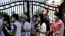 Nearly 11 Million Chinese Students Take Gruelling University Entrance Exam after Covid-19 Wait