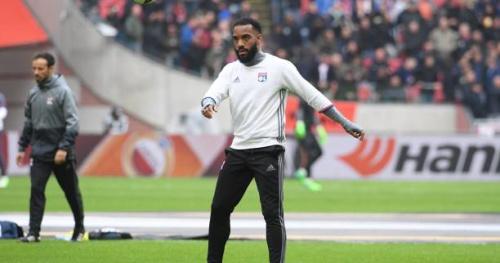 Foot - C3 - OL - Alexandre Lacazette (Lyon) : «On n'a pas su respecter les consignes»