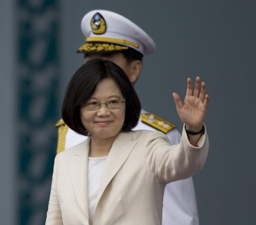 Taiwan's President Apologizes to Indigenous People for Centuries of Abuse