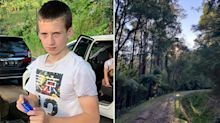 Desperate search for missing autistic boy continues into the night