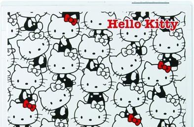 Hello Kitty invades the Epson Endeavor NA101