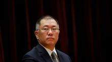 Hyundai Motor Group promotes heir apparent Chung as succession looms