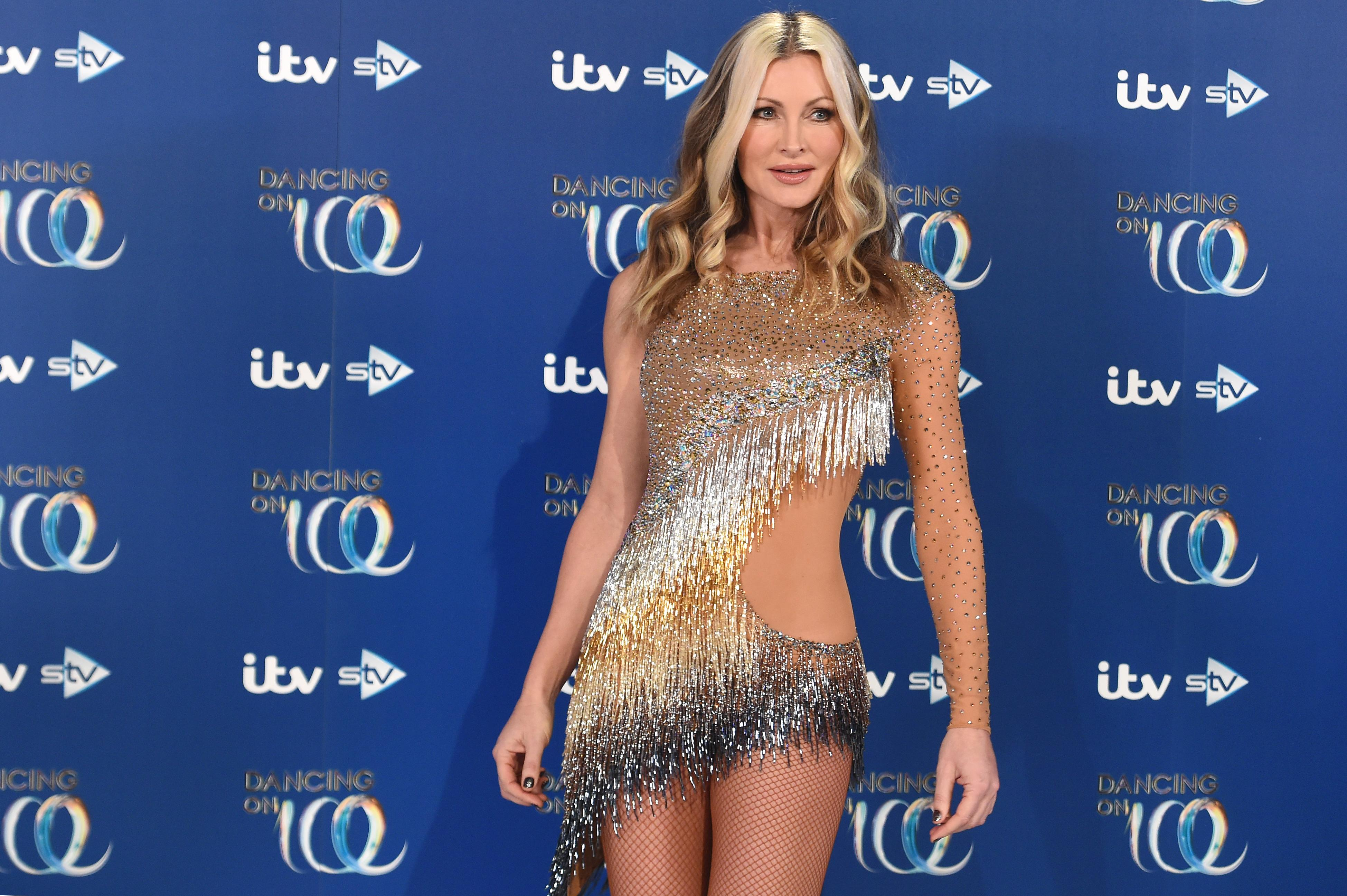 Caprice Bourret slams 'destructive' Dancing on Ice for having 'no duty of care'