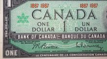 The bills that will no longer be legal tender in Canada by 2021