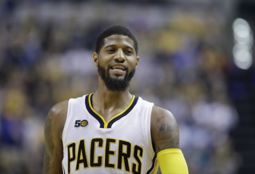 Paul George says he will become a free agent in 2018. (AP)