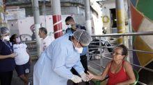 Covid-19: Brasil tem 127.464 mortes e 4.162.073 casos confirmados, dizem secretarias de Saúde