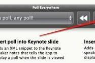 Friday Favorite: PollEverywhere Mac Presenter grows up