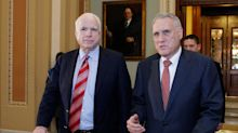 Yahoo News explains: Who is filling John McCain's Senate seat?