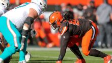 Miami Dolphins sign defensive tackle Brandin Bryant