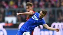 Hoffenheim's Geiger ends three-year goal drought in Bremen draw