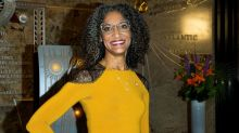 Carla Hall's berries, biscuits and cream recipe