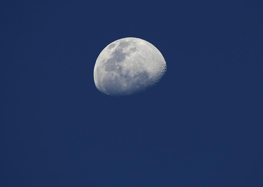 A study estimates that asteroids and comets crashing into the moon create close to 180 new craters at least 10 metres in diameter every year