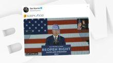 États-Unis: l'entourage de Donald Trump diffuse des vidéos truquées de Joe Biden