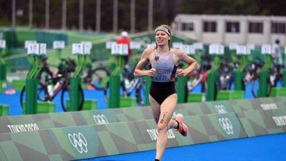 Triathlon-Staffel verpasst Medaille