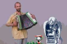 Cave Story music inspired by ... polka?