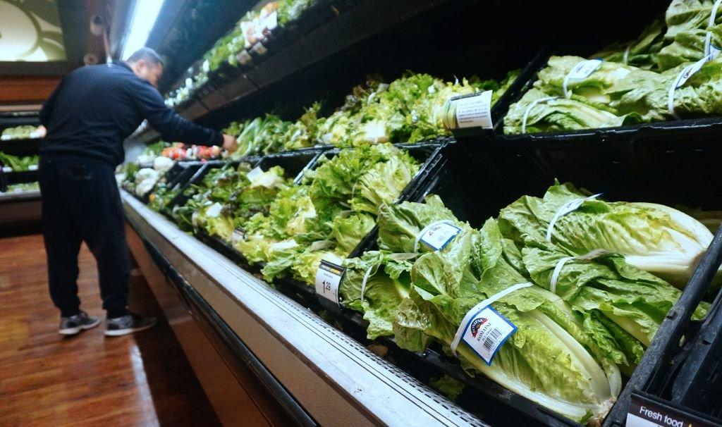 CDC Says 102 People Infected With E. coli After Eating Romaine Lettuce Sourced From One Region